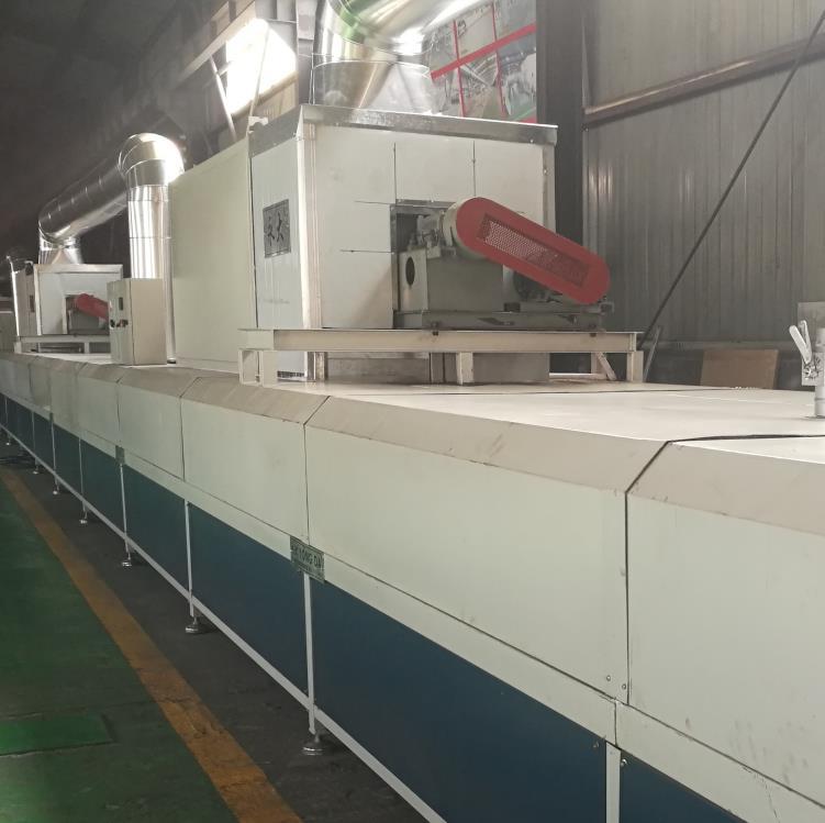 软瓷设备生产线