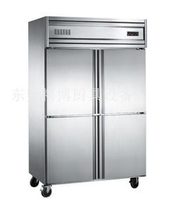 雪柜/冷藏柜/不锈钢商用厨具-四门冷柜