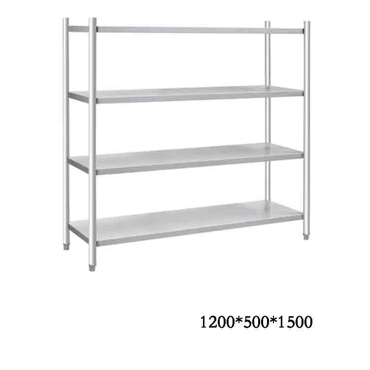 不锈钢厨具设备,酒店厨房工程,厨房厨具用品,优质四层层架