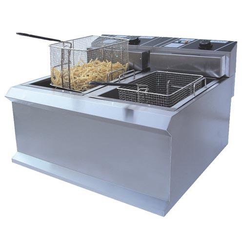 电油炸炉炸薯条机