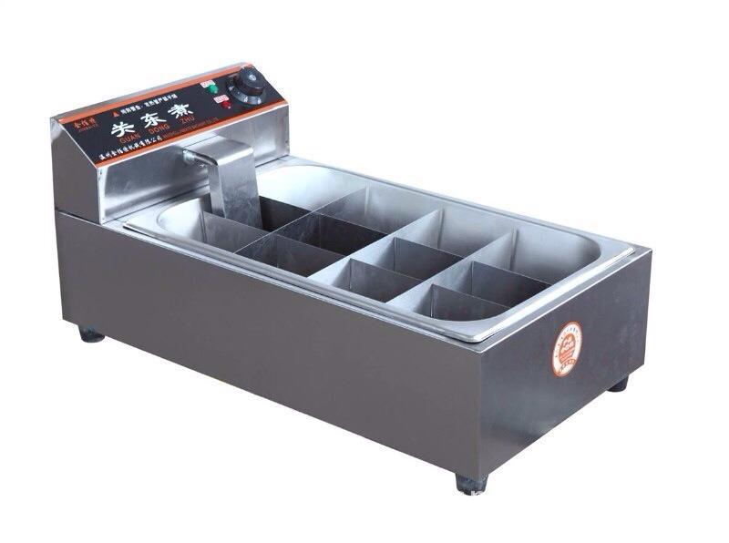 煮面炉煮面条机煮麻辣串机XLD-12关东煮