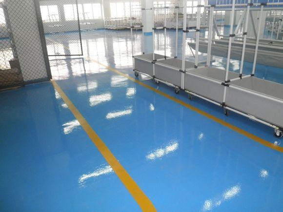 聚合型系列地坪