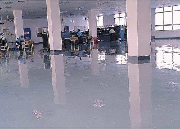 乙烯基脂玻璃鋼重防腐地坪