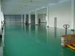環氧玻璃鋼地坪涂裝系統