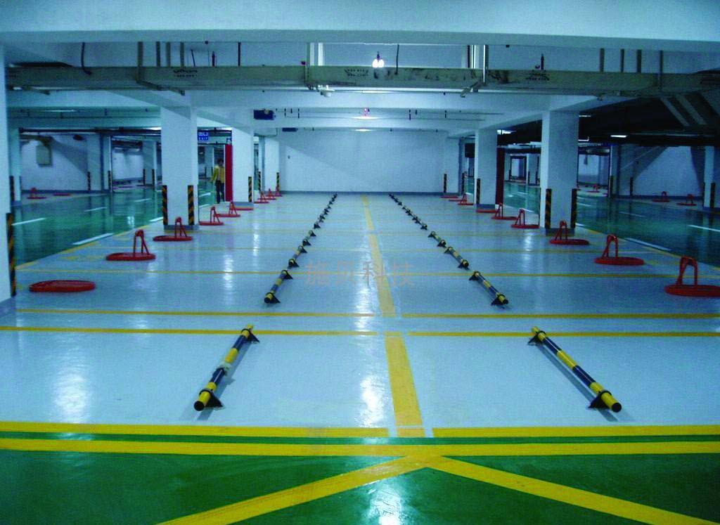 環保透氣型停車場地坪涂