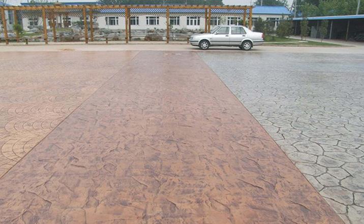 戶外型停車場地坪涂裝系統