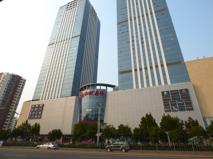 济南和谐广场