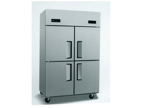 标准款四门双机双温冷柜