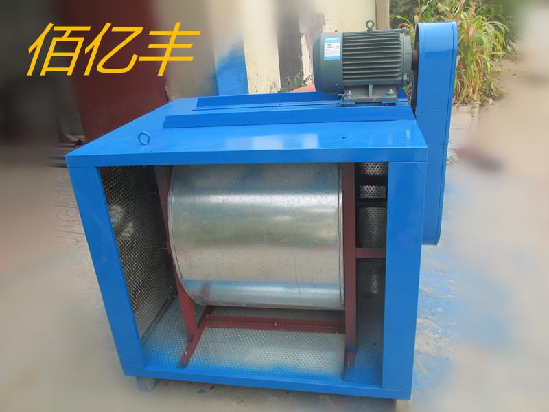 双层低噪音柜式离心风柜工业静音抽风柜厨房排烟通风