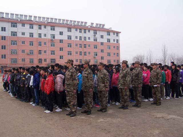 2011级新生军训2