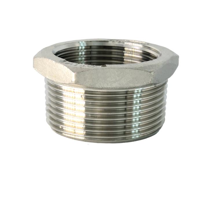 不锈钢管件-六角卜申
