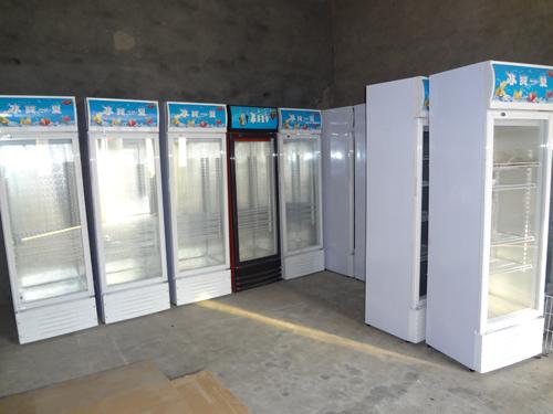 冰柜立式展示柜商用冷藏柜果汁保鲜柜啤酒柜可乐冷饮柜雪柜正品