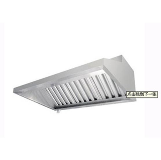 专业加工定制不锈钢集气罩送风烟罩油网烟罩油烟净化设备