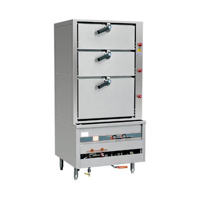 专业供应海鲜蒸柜商用蒸饭机等厨房设备