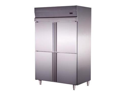 四门冷柜制冷设备