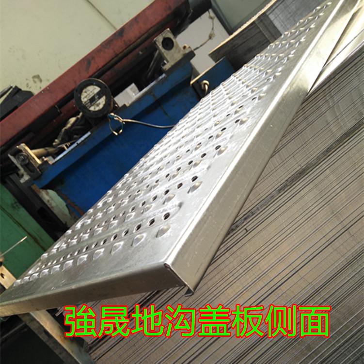 北京水沟盖板厂家直销_学校厨房防鼠水沟盖板_防滑不锈钢水沟盖板