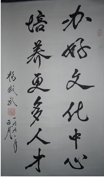 杨成武(开国上将第10名 全国政协副主席 军委常委总参谋长)