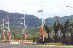 风光互补路灯系统
