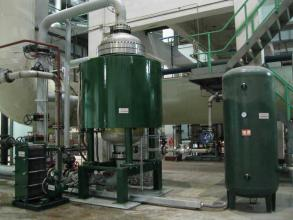 高温凝结水除油、除铁技术