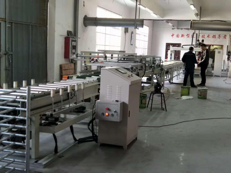 软瓷设备/柔性墙面砖生产