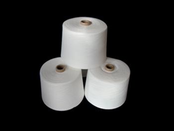 针织涤棉纱T65/C35 30S