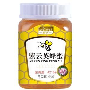紫云英蜂蜜(一瓶500g)
