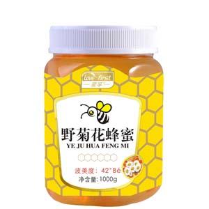 野菊花蜂蜜(一瓶1000g)