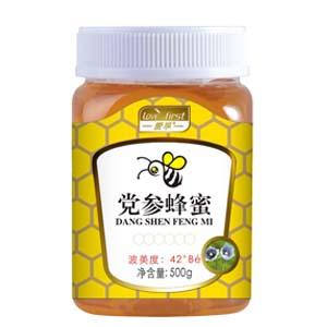 党参蜂蜜(一瓶500g)