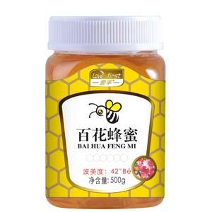 百花蜂蜜(一瓶500g)