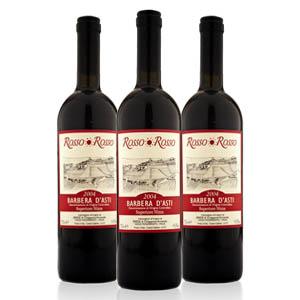 红与红巴勒贝拉*阿斯蒂干红/意大利原装进口/售价为单瓶/一箱12瓶