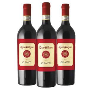 红与红奇扬第干红葡萄酒/意大利原装进口/售价为单瓶 6瓶一箱