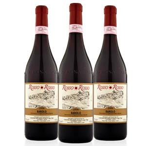 红与红巴罗洛干红/意大利原装进口/售价为单瓶  12瓶一箱