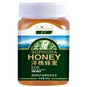 洋槐蜂蜜(一瓶500g)
