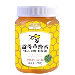 益母草蜂蜜(一瓶1000g)