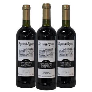 红与红奈罗·阿沃拉干红葡萄酒/意大利原装进口/售价为单瓶 6瓶一箱