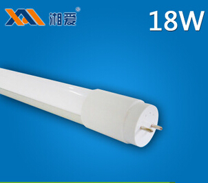 T8灯管18W日光管四川室内灯具LED灯具批发家用灯管