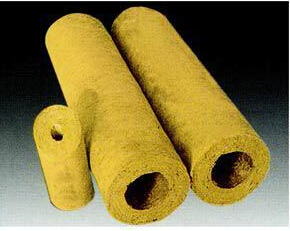 供应防火岩棉管 防水岩棉管厂家批发外墙岩棉管 腾盛保温建材
