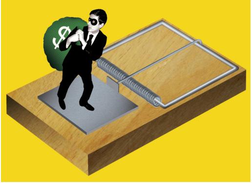 公司用哪些控制方法可以防止内部员工欺诈?