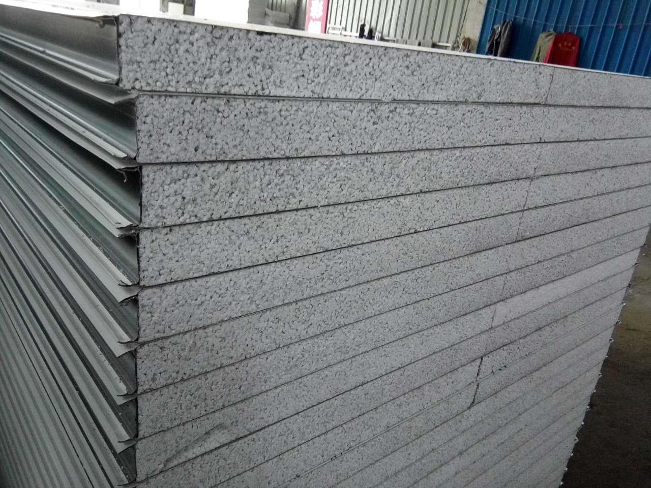 硅岩净化彩钢复合板(A级防火板)