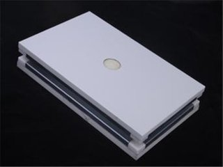 手工岩棉净化彩钢板(A级防火板)