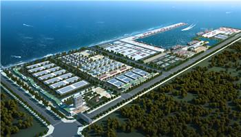 南港池码头储运项目