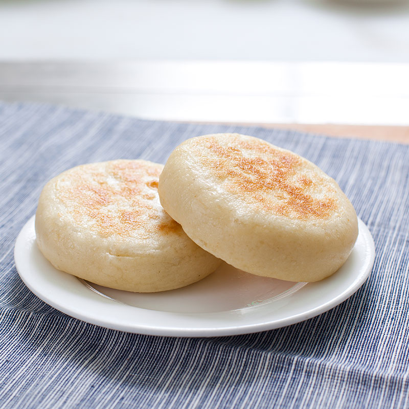茴香鸡蛋馅饼