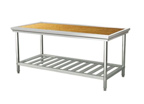 组合焊接面案工作台 商用厨具  调理设备