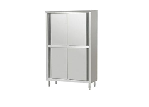 组装焊接四门储物柜