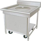 泔水台车厨房用品商用厨具厨具酒店用品调理设备